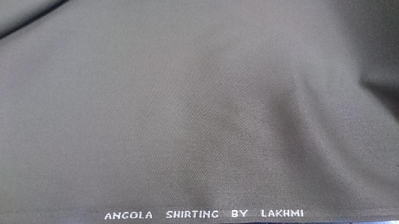 Angola Shirting Fabric