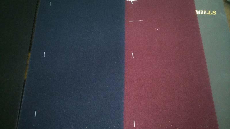 Woollen Blazer Fabric