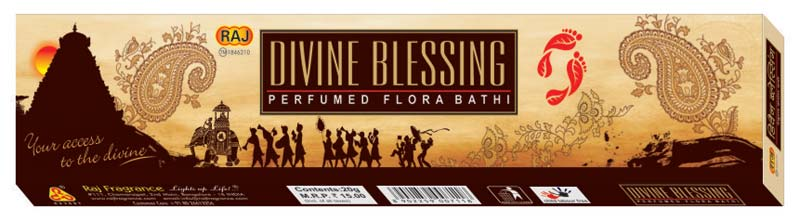 Divine Blessing Incense Sticks