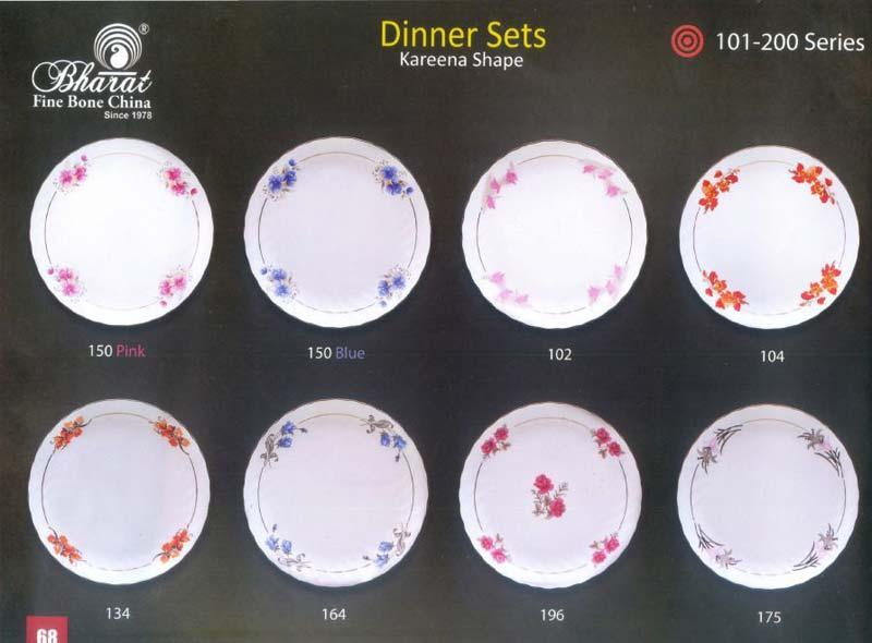 101-200 Series Dinner Sets