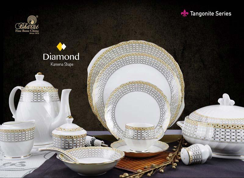 Tangonite Series Dinner Set