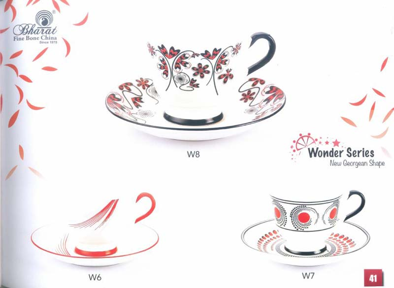 Wonder Series Cup & Saucer Set