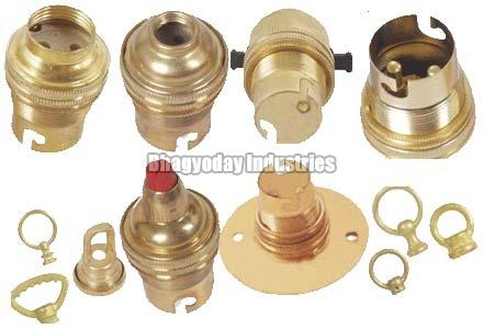 Brass Light Fitting Parts