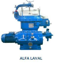 Reconditioned Alfa Laval Separator