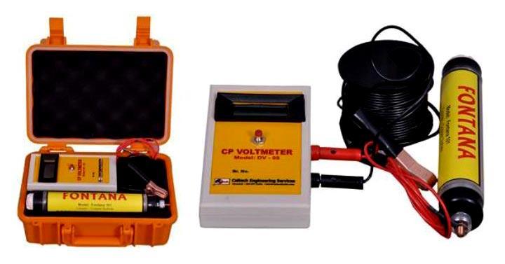 Rebar Corrosion Voltmeter
