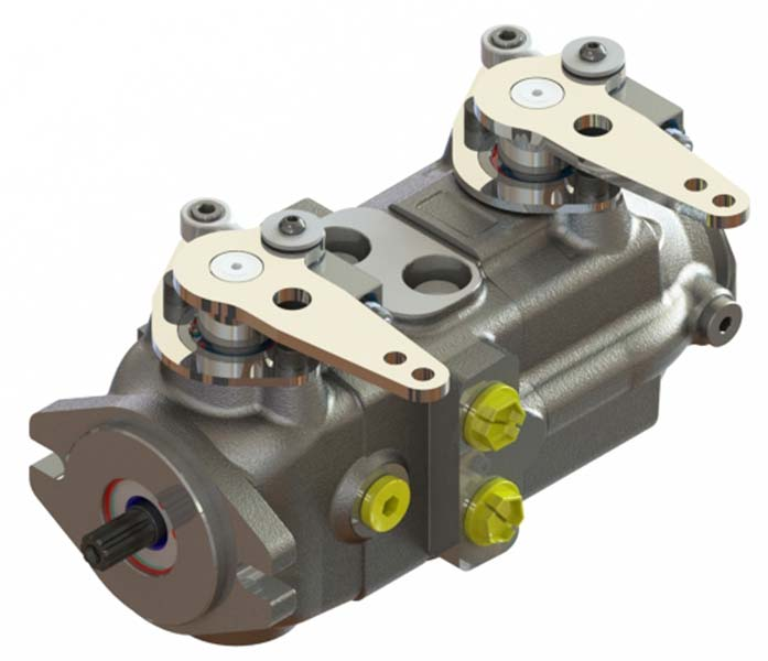 Axial Piston Pump 04