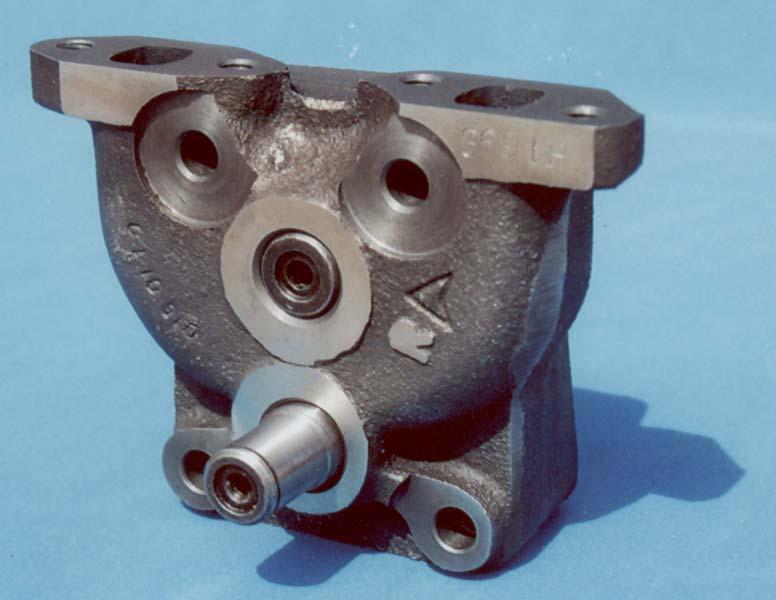 Twin Gear Pumps