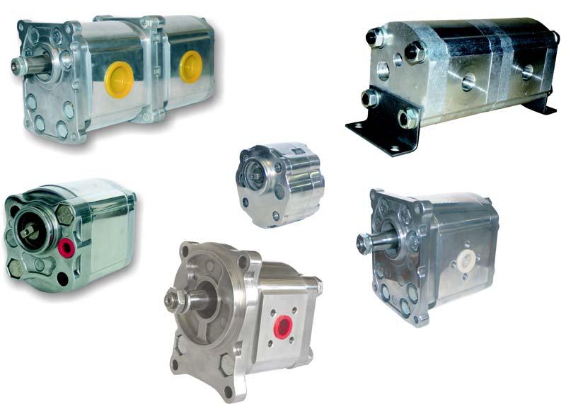 Hydraulic Gear Pumps Manufacturer Supplier In Kolhapur India