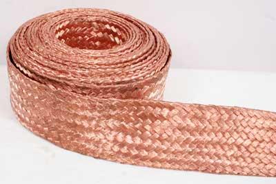 Bare Copper Braid
