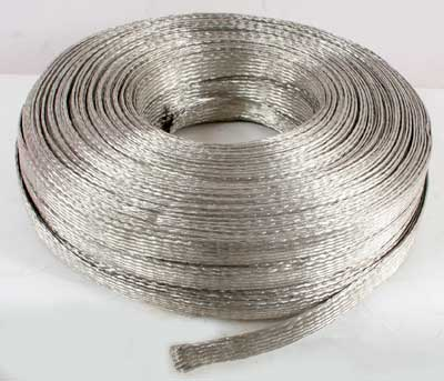 Tinned Copper Braid