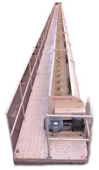 Distribution Screw Conveyor