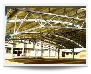 Prefabricated Steel Trusses