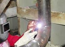 Steel Pipeline Fabrication