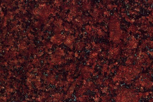 Ruby Red Granite Stone