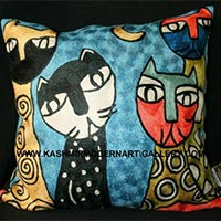 Cat Blue Cover