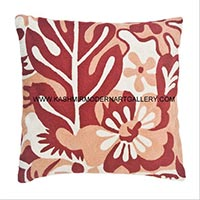 Floral Red Cover