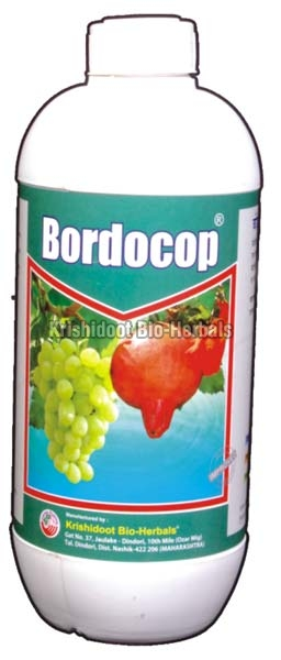 Agricultural organic fungicide manufacturer exporter supplier in nashik india - Bordeaux mixture ...