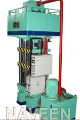 NC Controlled Hydraulic Presses