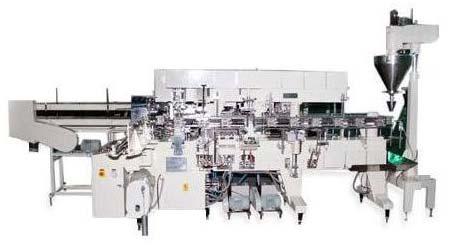 Lined Carton Machine