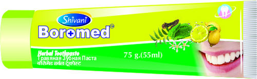 Boromed Herbal Toothpaste