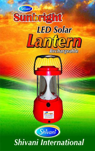 Sunbright Solar Lantern