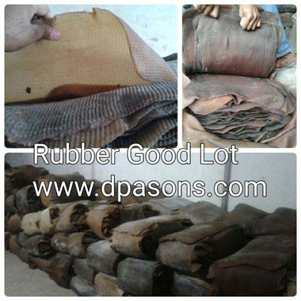 Natural Raw Rubber (Good Lot)