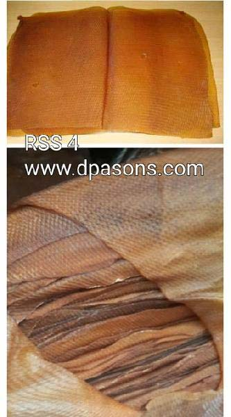Natural Raw Rubber (RSS -4)