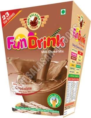 Chocolate Milkshake Powder