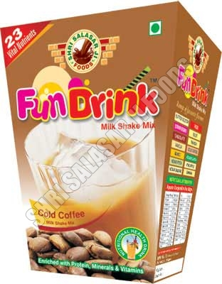 Cold Coffee Milkshake Powder