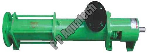 Screw Pump For Sludge Handling