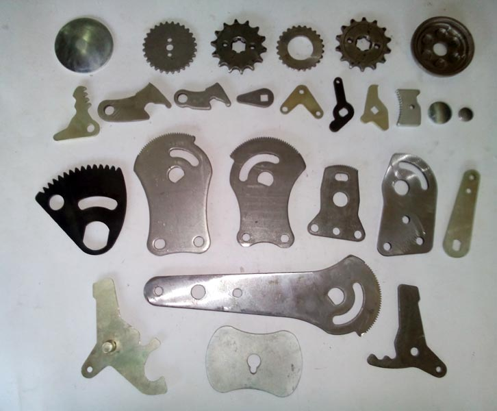 Fine Blanked Components