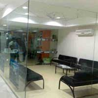Frameless Glass Facade(A YAVATMAL 3)