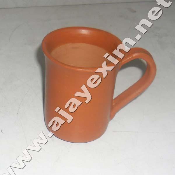 Clay Milk Cup