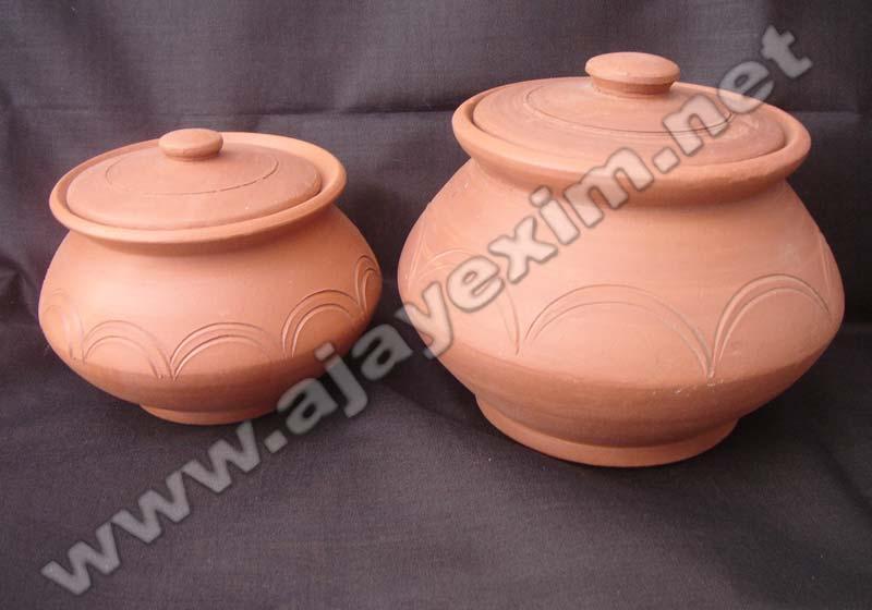 Earthen Curd Pot
