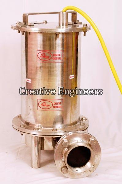 Sewage Submersible Pump