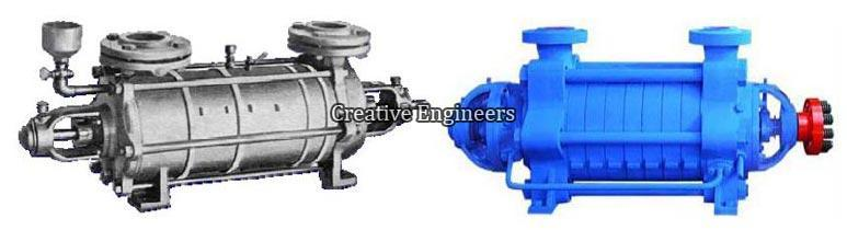 High Pressure Multi Stage Pump : High pressure multistage centrifugal pump exporters
