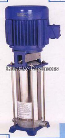 Vertical Multistage Centrifugal Pump 01
