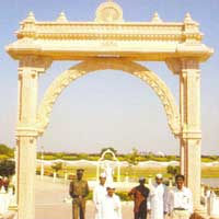 Entry Gate Designing