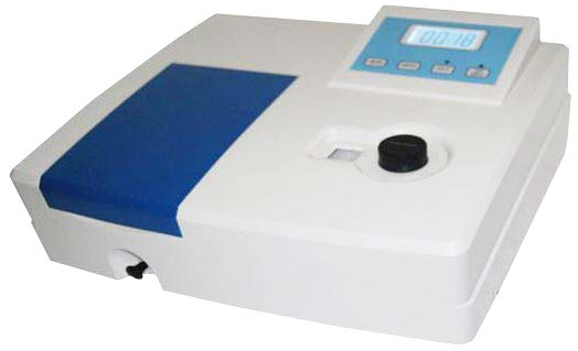Microprocessor Visible Spectrophotometer