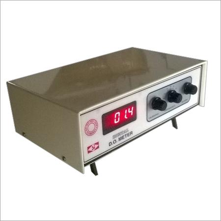 Portable Dissolved Oxygen Meter