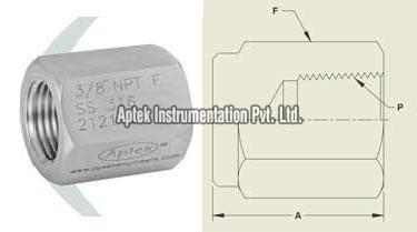 Instrumentation Pipe Cap