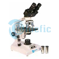 Co-Axial Research Microscope