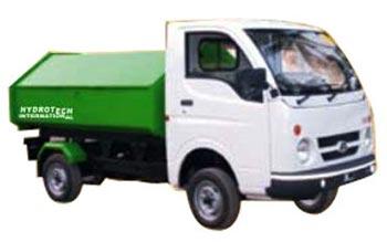Close Tipper Truck