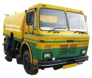 Road Sweeper Truck