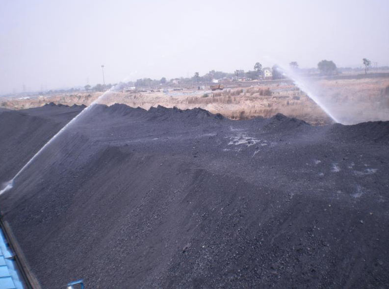 Dust Suppression System Dry Fog Dust Suppression System