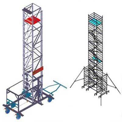 Aluminium Mobile Tower