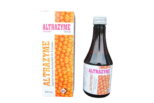 ALTRAZYME SYRUP