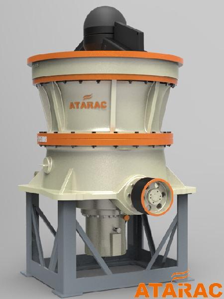 GPY Sevies Hydraulic Cone Crusher 02