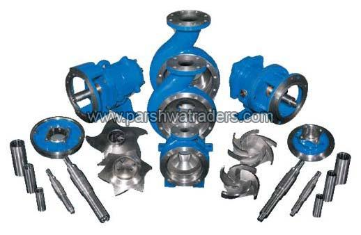 Kirloskar Pump Spare Parts