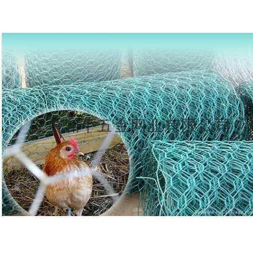 Chicken Wire Mesh Machine